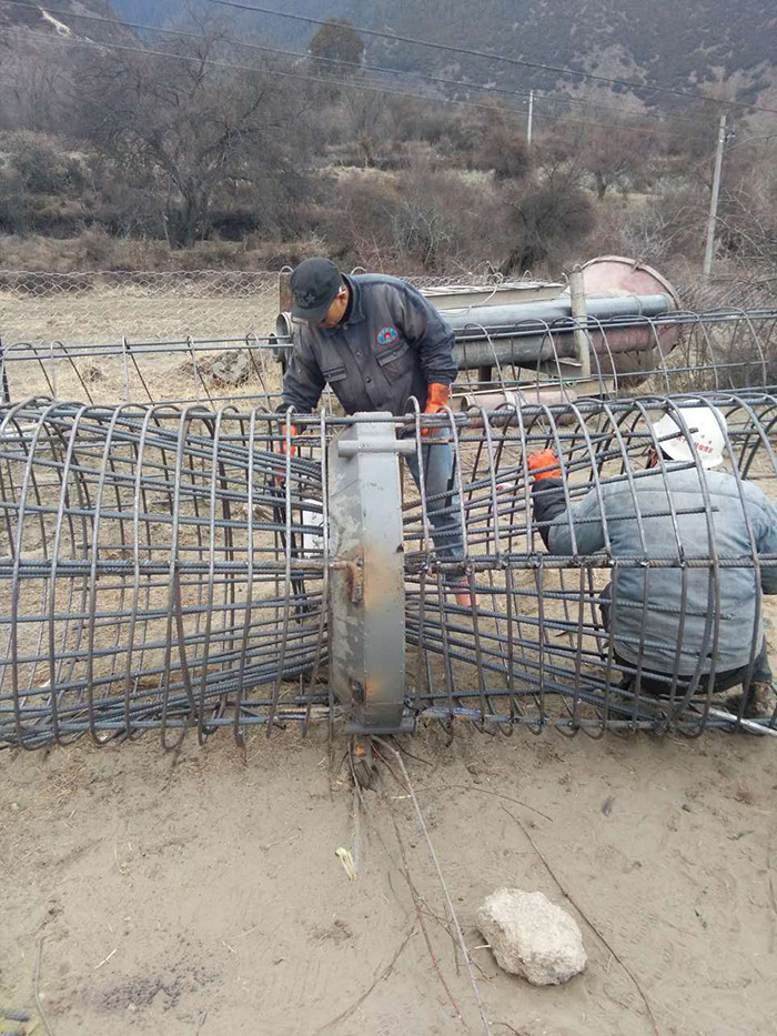 西藏拉林铁路工程