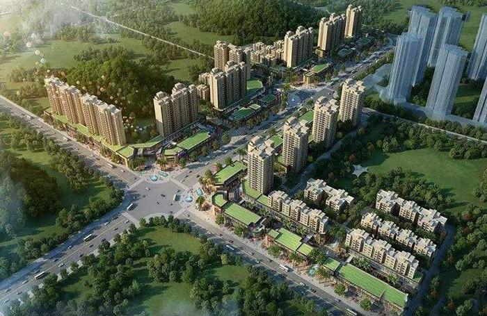 贵州都匀·麒龙·华府项目