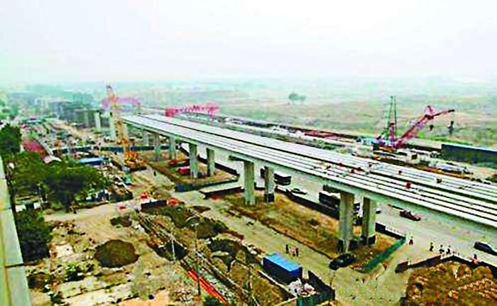 北京广渠路东延道路工程项目